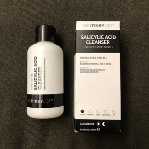 The INKEY List Salicylic Acid Cleanser
